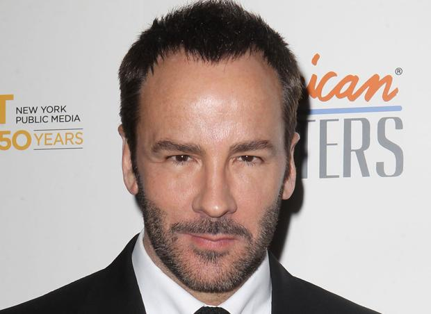 Tom Ford reveals his film A Single Man was based on his own family