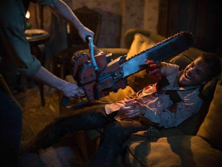《德州電鋸殺人狂前傳:皮面人》