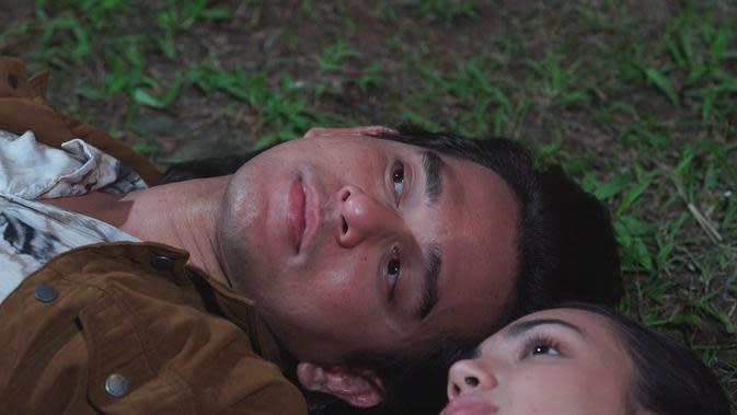 Adegan sinetron Samudra Cinta (Dok Sinemart)