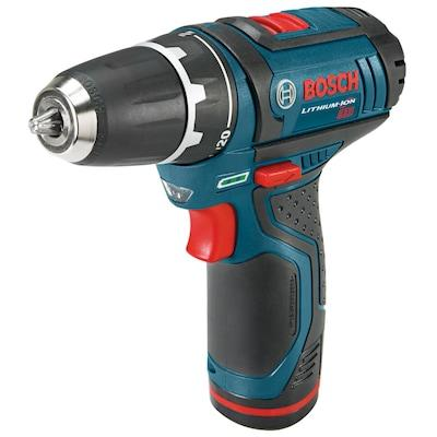 "<p><strong>Bosch</strong></p><p>lowes.com</p><p><strong>$79.00</strong></p><p><a href=""https://go.redirectingat.com?id=74968X1596630&url=https%3A%2F%2Fwww.lowes.com%2Fpd%2FBosch-12-volt-Max-3-8-in-Cordless-Drill-2-Batteries-Included%2F3185363&sref=https%3A%2F%2Fwww.goodhousekeeping.com%2Fhome-products%2Fg32318062%2Fbest-cordless-drills%2F"" target=""_blank"">Shop Now</a></p><p>Bosch's ⅜-inch 12-volt variable speed cordless drill won our testers over in every single category. It's quick and effective for simple DIY projects. The drill comes with  a charger and two batteries, which charge quickly, so there's little down time on longer projects. Our testers commented on the impressive power of the drill — but, at a shade over two pounds, it was still lightweight, comfortable to grip, and easy to hold. If you're looking for a lot of punch in a small package, this is the drill for you.</p><p><strong>Max RPM:</strong> 1,300<strong><br>Chuck:</strong> ⅜-inch</p>"