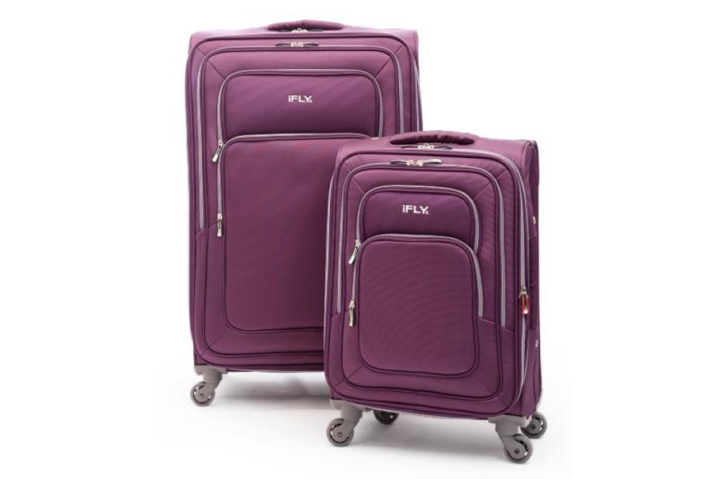 FLY Softside Luggage Jewel 2 piece set. (Photo: Walmart)