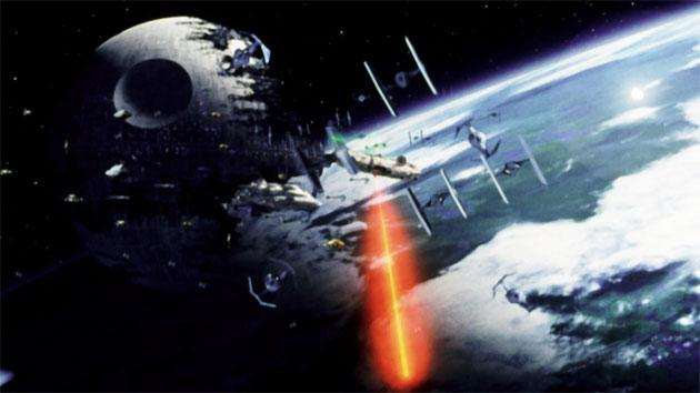 The Empire responds to the White House's rejection of proposed Death Star construction