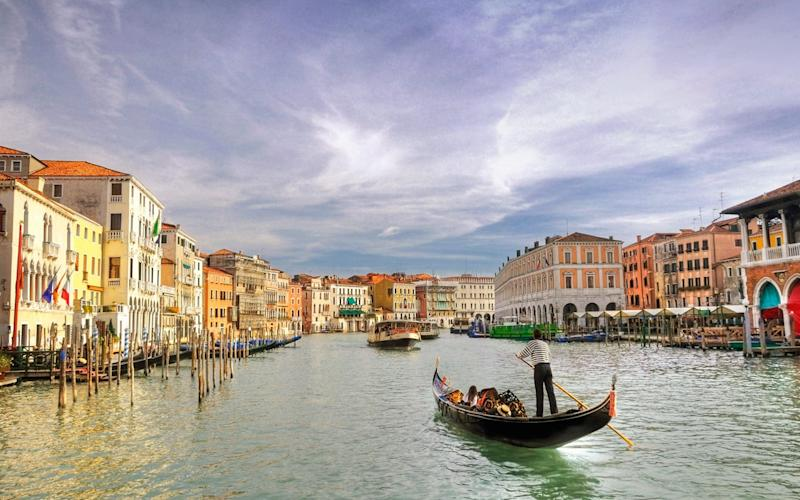 Venice will be the worst affected of five Italian cities -  Joerg Prigge