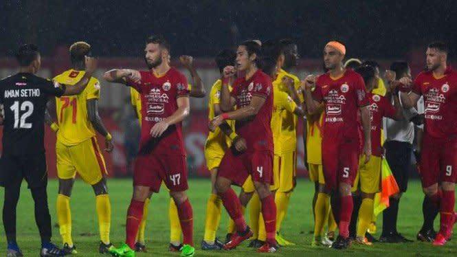 PSBB Total di Jakarta, Bhayangkara FC Diminta Keluar Kandang