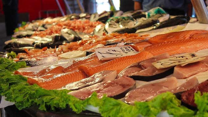 Ilustrasi ikan tuna untuk abon (Sumber: Pixabay)