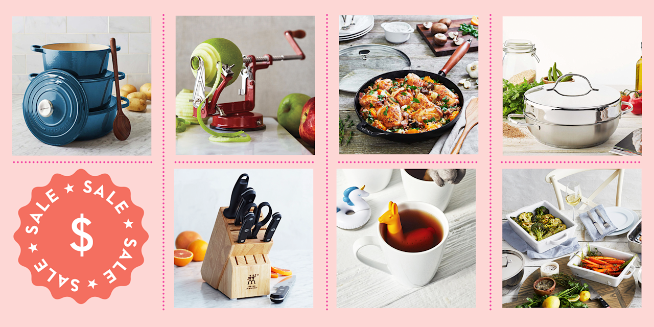 """<p>After months of staying cooped up at home—and cooking breakfast, lunch <em>and </em>dinner every single day—you might be looking to broaden your culinary horizons. (After all, there's only so much you can do with a pressure cooker.) If you want to replenish your kitchen closets, <a href=""""https://go.redirectingat.com?id=74968X1596630&url=https%3A%2F%2Fwww.surlatable.com%2Fsale%2F&sref=https%3A%2F%2Fwww.goodhousekeeping.com%2Flife%2Fmoney%2Fg34145489%2Fsur-la-table-anniversary-sale-2020%2F"""" target=""""_blank"""">Sur La Table's beloved anniversary sale</a> is finally here. As one of fall's most anticipated shopping events, <a href=""""https://go.redirectingat.com?id=74968X1596630&url=https%3A%2F%2Fwww.surlatable.com%2Fsale%2F&sref=https%3A%2F%2Fwww.goodhousekeeping.com%2Flife%2Fmoney%2Fg34145489%2Fsur-la-table-anniversary-sale-2020%2F"""" target=""""_blank"""">Sur La Table's anniversary sale</a>, which ends on October 5, offers a rare opportunity to save big on pots, pans, small appliances and so much more. Whether you want to invest in some high-quality cookware or pick up a new gadget, there's something here for everyone.</p><p>We know you don't have all day to shop, so we're sharing our favorite deals, below: </p>"""