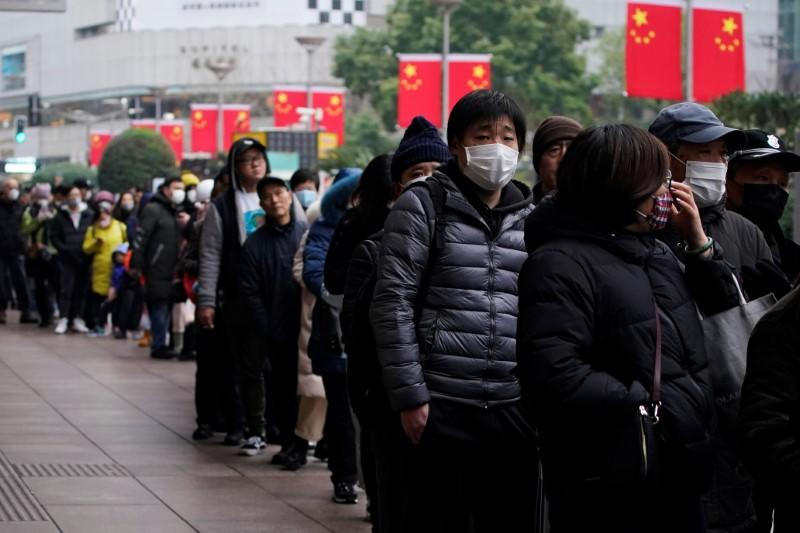 Shanghai shuts down all cinemas during Lunar New Year holidays - local paper