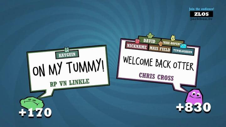 Jackbox's Quiplash 2 pits witty users against each other