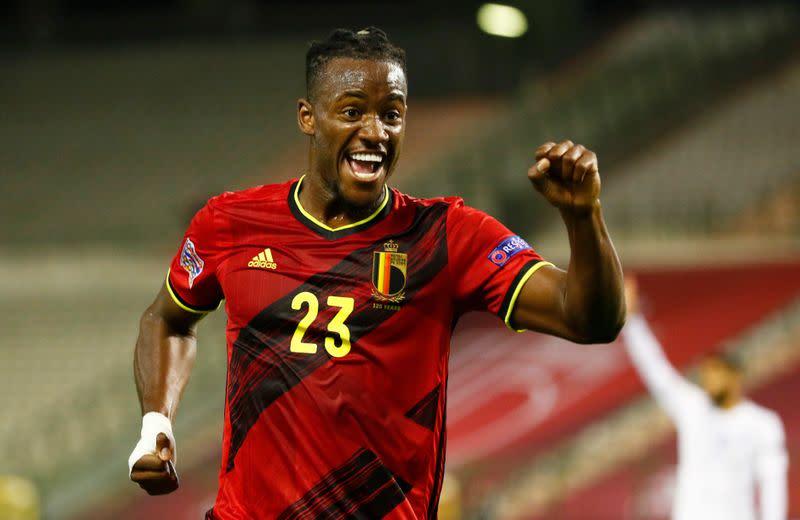 Batshuayi returns to Crystal Palace on season-long loan