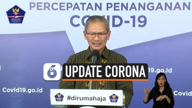 VIDEO: Update Corona Covid-19 3 Mei, 11.192 Positif, 1.876 Sembuh