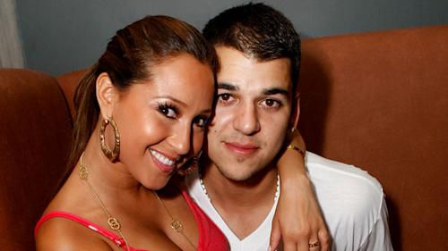 Rob Kardashian Responds to Adrienne Bailon's Anti-Kardashian Comments
