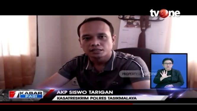 Polisi Turun Tangan Usut Misteri Lubang Puluhan Makam di Tasikmalaya