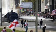 白俄羅斯抗議持續 外國記者被禁止采訪