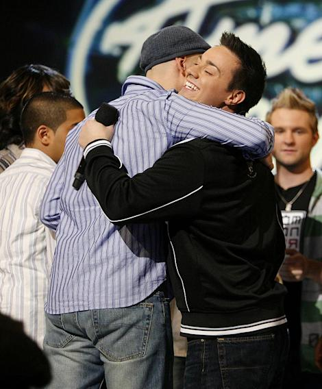 Nick Pedro says farewell after being eliminated on Season 6 of American Idol.