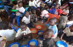 一日捐 改變非洲孩子的未來