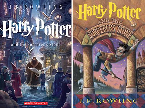 'Harry Potter' celebrates 15 years with new book covers
