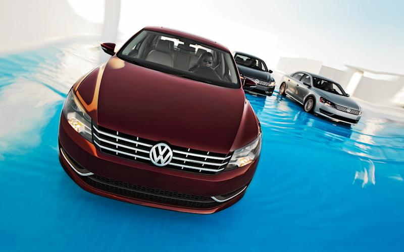 2012 Motor Trend Car of The Year: Volkswagen Passat
