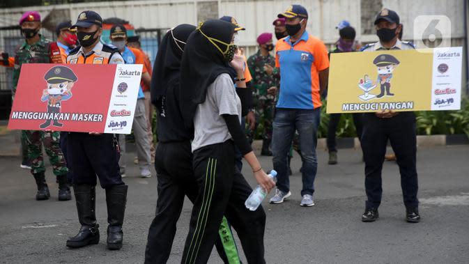 PSBB Jakarta, Kemenhub: Pengendalian Transportasi Tetap Berdasarkan Permenhub
