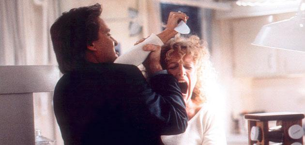 'Fatal Attraction' at 25: Inside the ending you didn't see in theaters