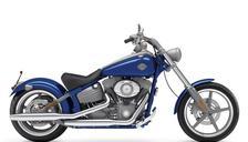 2009 Harley-Davidson Softail FXCW
