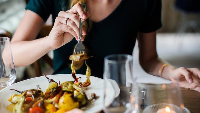Ilustrasi makan (dok. Pixabay.com/Putu Elmira)