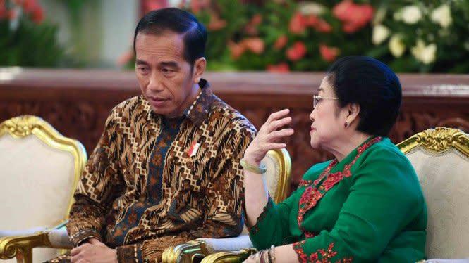 Megawati Sebut Jokowi Setengah Mati Selamatkan Indonesia dari Resesi