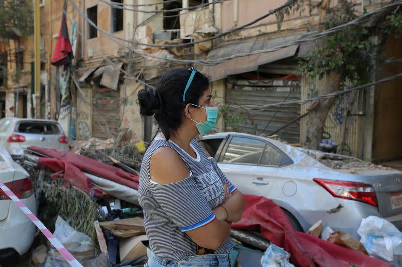 U.N. agencies scramble to help Beirut warehouse blast victims