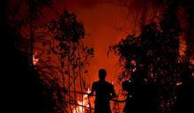 印尼雨林大火逾百起 中加里曼丹省進入緊急狀態