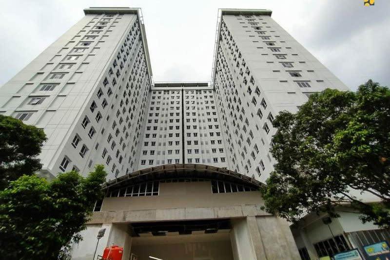 Kementerian PUPR: Progres konstruksi Rusun Pasar Jumat capai 88 persen