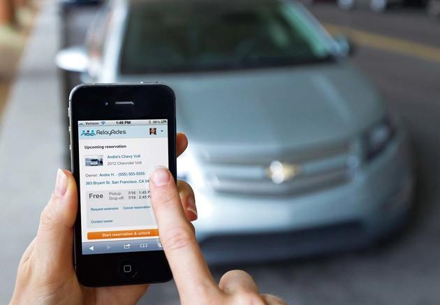 大中華市場的共享汽車未來,共享經濟如何改變生活?