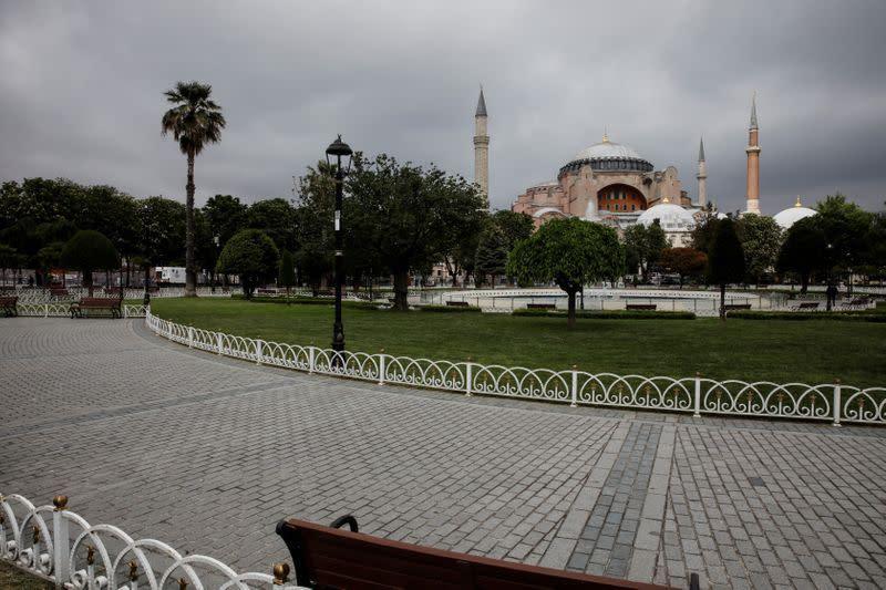 Turki berharap skema 'pariwisata sehat' akan atasi penurunan akibat virus corona