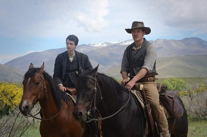 Shot from Slow West