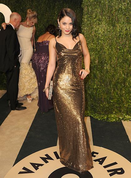 2013 Vanity Fair Oscar Party: Vanessa Hudgens