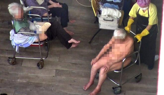 Another Cambridge Nursing Home location came under fire in 2015 after reports emerged that elderly residents were being made to wait outside naked before their baths. Photo: Ming Pao