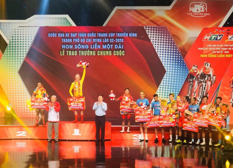 Javier Sarda Perez HTV Cup