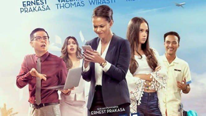 Film Susah Sinyal Tayang Tanpa Izin di Drive In Cinema, Produser Geram