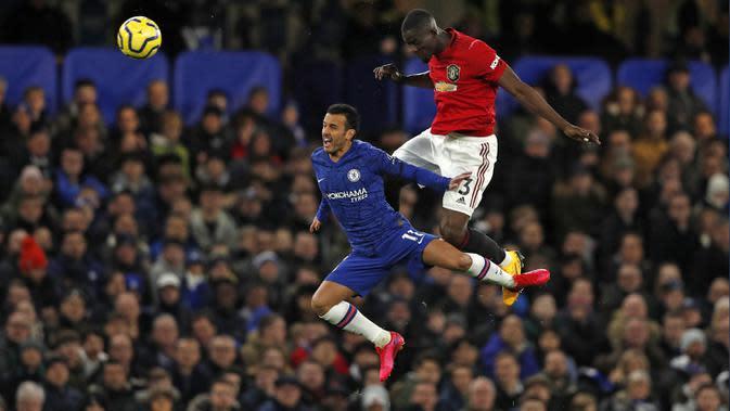 Curhat Eric Bailly Usai Kembali ke Skuat Utama Manchester United