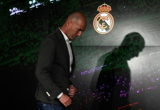 Zinedine Zidane returns as Real Madrid manager after Santiago Solari is sacked
