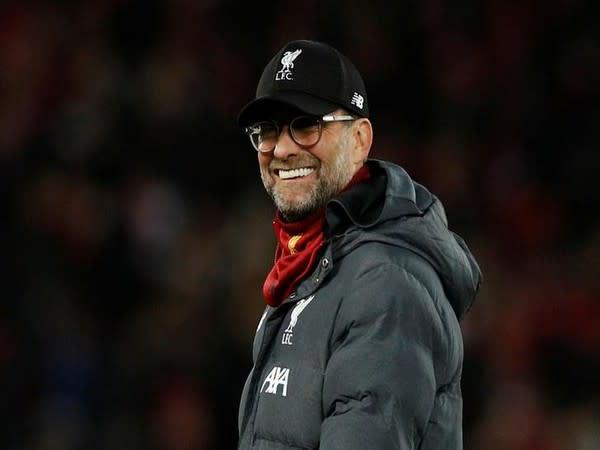 Liverpool manager Jurgen Klopp (file image)