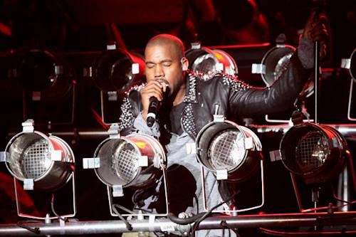 'Black Skinhead' Will Be First Single off Kanye West's 'Yeezus'