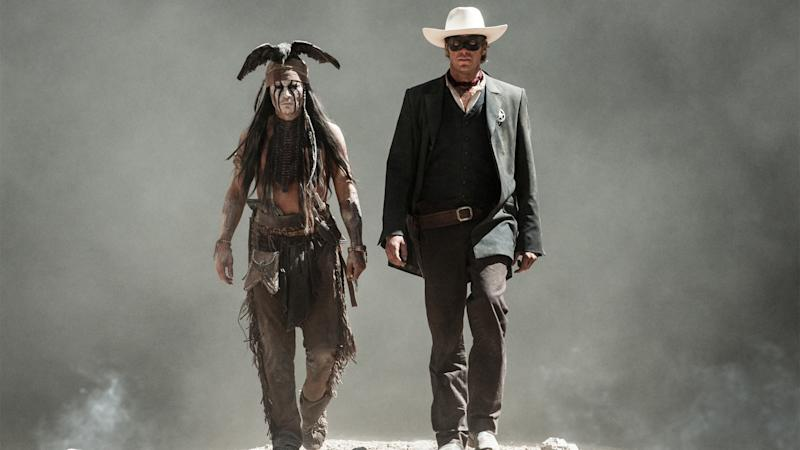 Film Review: 'The Lone Ranger'