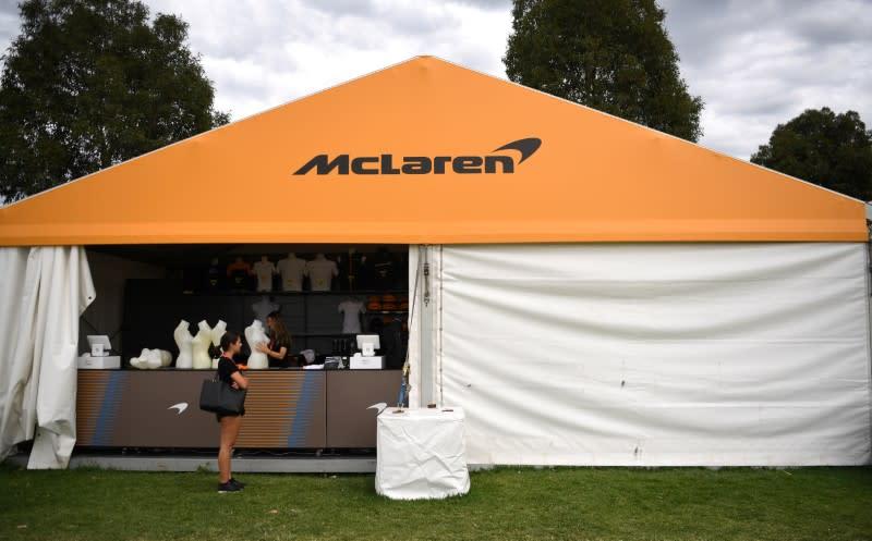 All McLaren employees now returned from Australia
