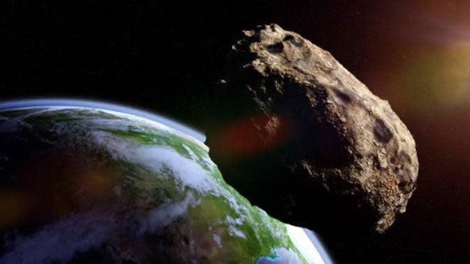 Top 3 Tekno: Asteroid Berkecepatan Tinggi Melintasi Bumi Bikin Penasaran