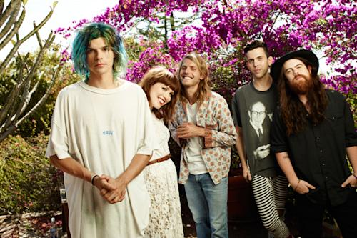 Grouplove to Play Unique Venues on 'Seesaw Tour'