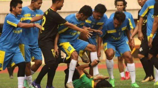 PSSI Jawa Barat: Pertandingan Tarkam Aniaya Wasit Tanpa Rekomendasi