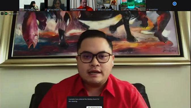 Berpotensi Jadi Calon Tunggal, Putra Pramono Anung Sebut Lebih Berat