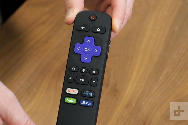Roku Streaming Stick+ Remote