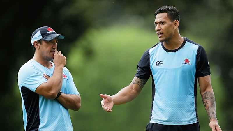 Waratahs coach Gibson quits after tumultuous Super Rugby season