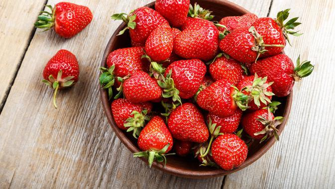 Strawberry / Sumber: iStockphoto