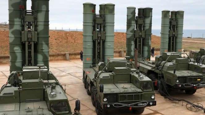 VIVA Militer: Rudal jarak jauh Rusia, S-400